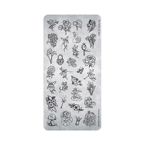 118639-stamping-plate-Fairy-Tale